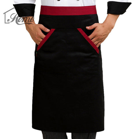 Kitchen Apron With 2 Pockets