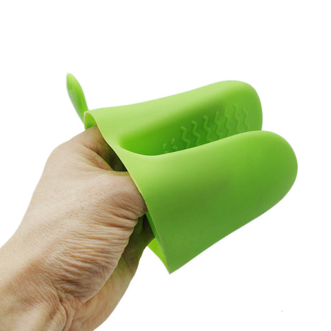 Heat-Resistant Silicone Oven Glove