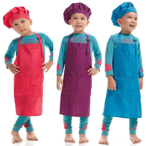 Kids Plain Apron
