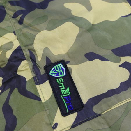 SmelPro Camo Green | Odor Free Bags | CaliGrownSupplies.com