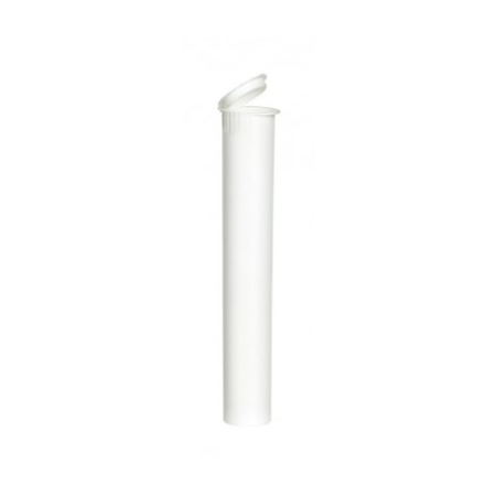 OPAQUE CHILD RESISTANT PRE ROLLED TUBE 109MM - WHITE