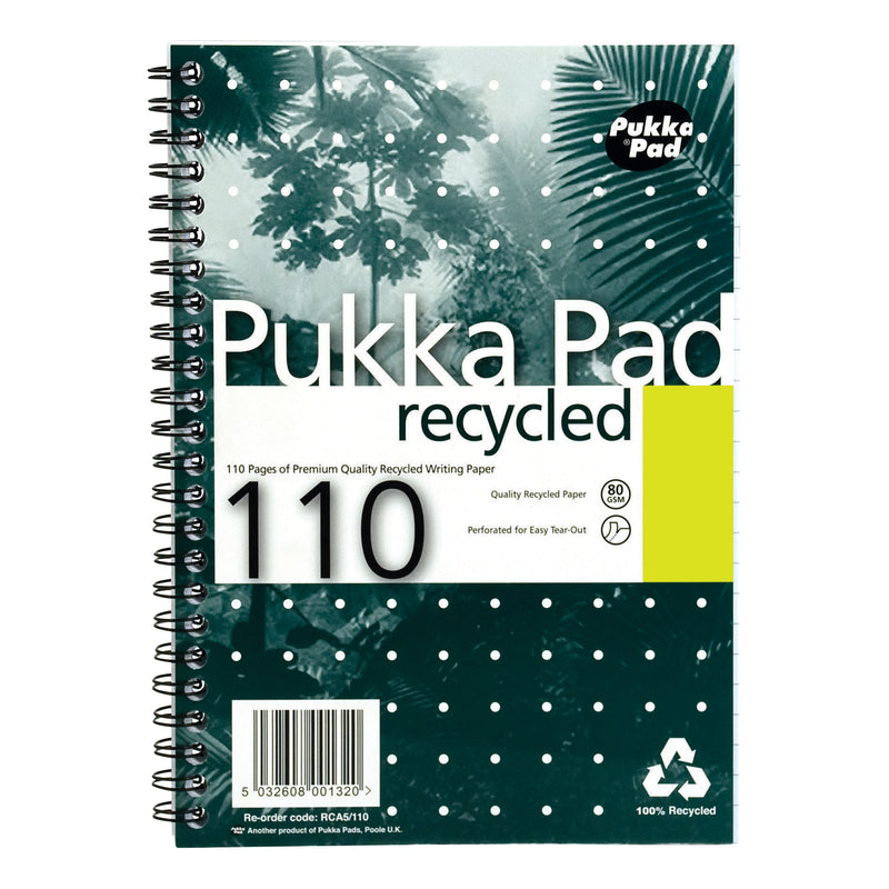 Pukka Pad Recycled [Pack 3]