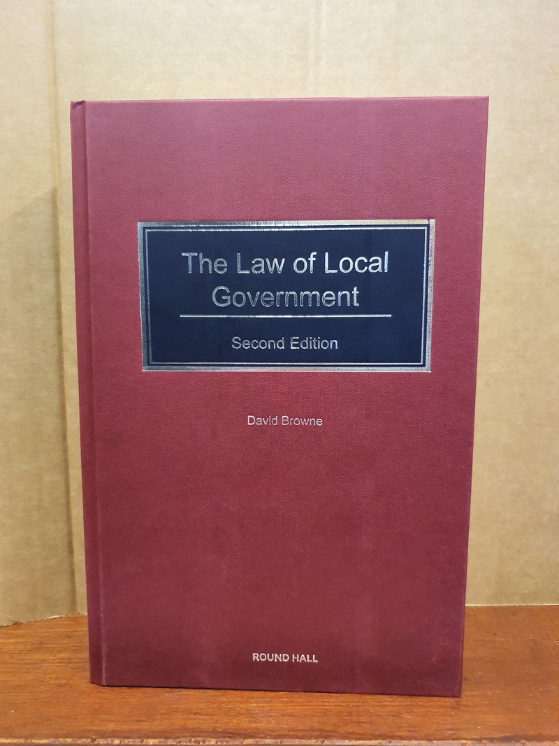 The Law Of Local Government 2nd Edition
