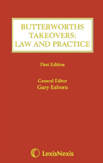 Takeovers : Law and Practice