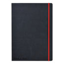 Black and Red Business Journal Hard Cover