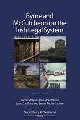 Byrne and McCutcheon on the Irish Legal System 7th Edition