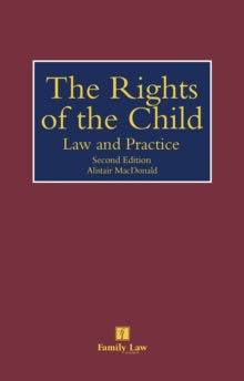 Rights of the Child : Law and Practice