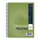 Cambridge Recycled A5 [Pack 3]