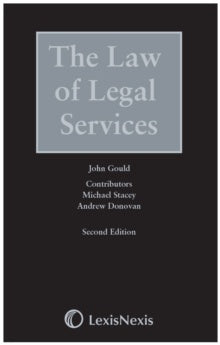 The Law of Legal Services