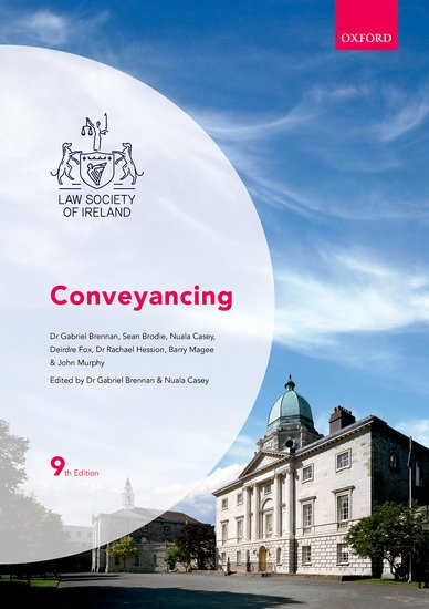 Law society of Ireland: Conveyancing