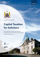 Law Society of Ireland: Capital Taxation for Solicitors