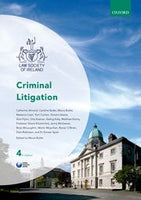 Law Society of Ireland: Criminal Litigation