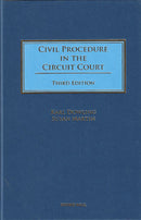 Civil Procedure in the Circuit Court - Third Edition