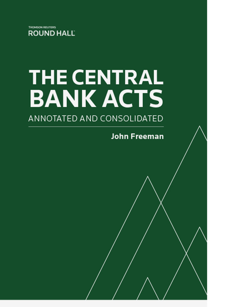 The Central Bank Acts