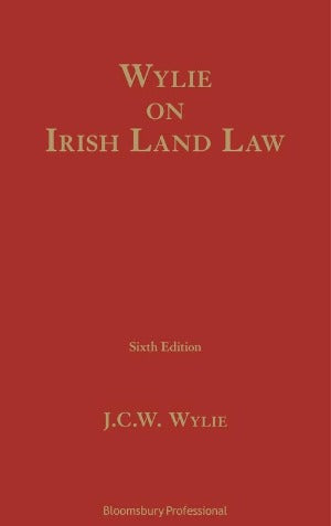 Wylie on Irish Land Law