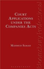 Court Applications under the Companies Acts