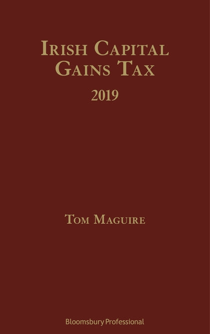 Irish Capital Gains Tax 2019