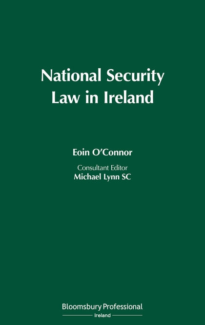 National Security Law in Ireland