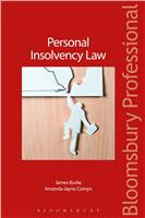 Personal Insolvency Law