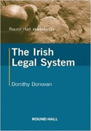 The Irish Legal System Nutshell Donova