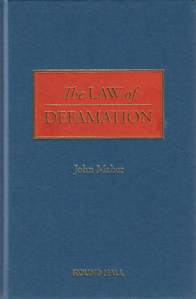 The Law Of Defamation