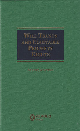 Will Trusts and Equitable Property Rights