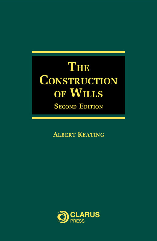 The Construction of Wills