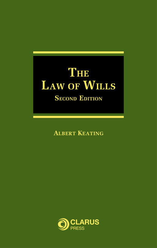 The Law of Wills