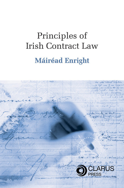Principles of Irish Contract Law