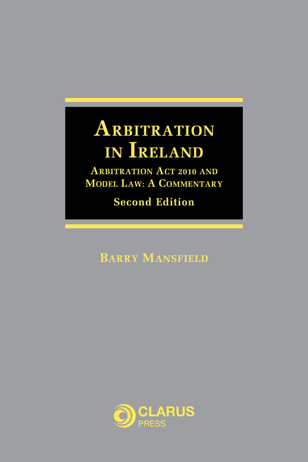 Arbitration in Ireland