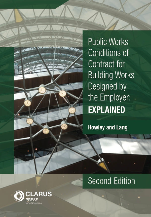 Public Works Conditions of Contract for Building Works