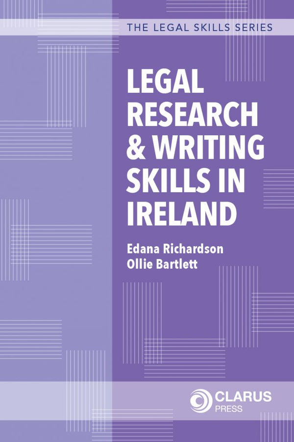 Legal Research and Writing Skills in Ireland
