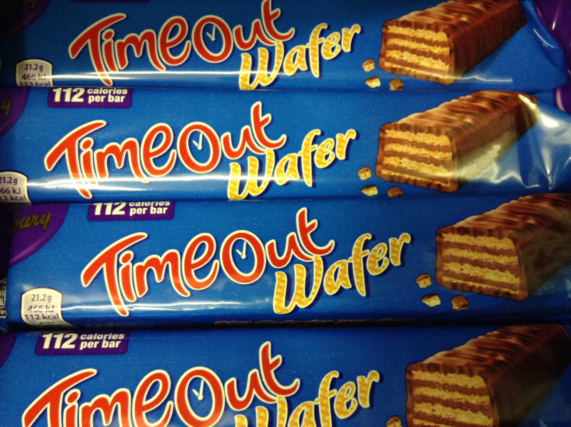 Time Out Wafer