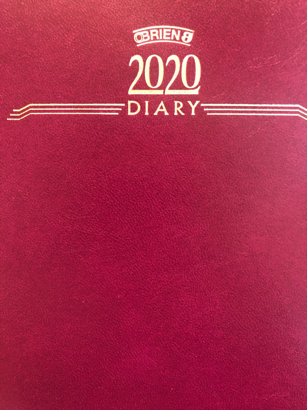 A5 Page a Day Diary