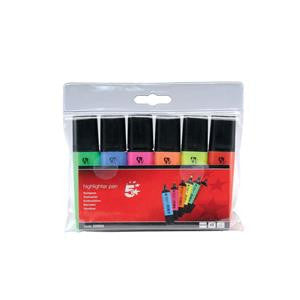 Highlighters Assorted Pack of 4