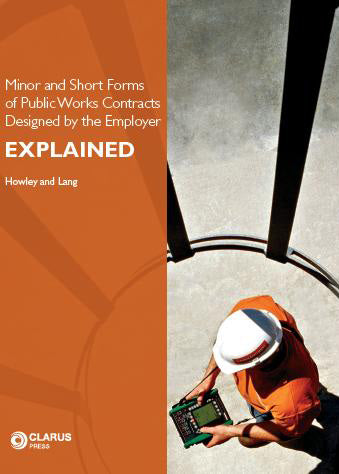 Minor and Short Forms of Public Works Contracts