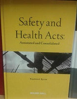 Safety And Health Acts Byrne