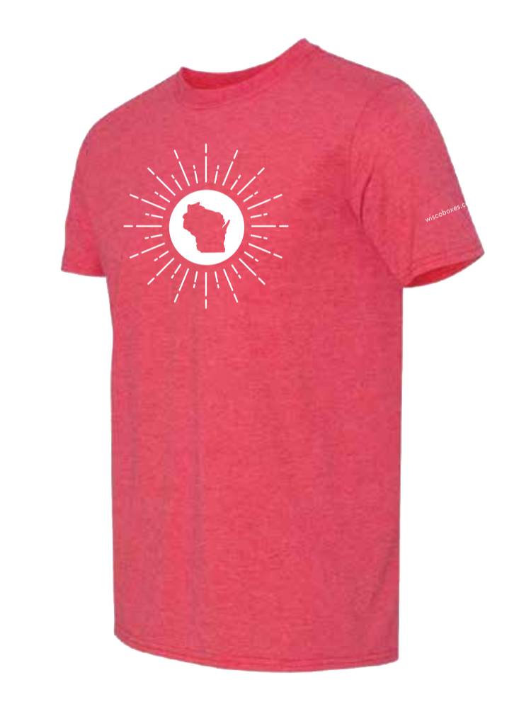 WiscoBoxes t-shirt