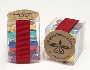 Tasting chocolate assortment  - WiscoBoxes