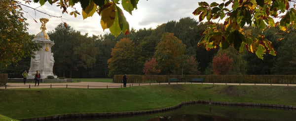 Photo Essay: Tiergarten in Autumn