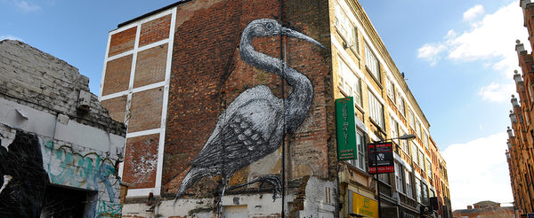 Brick Lane: Exploring East End London