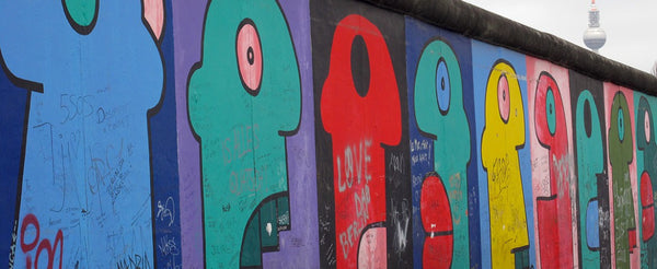 Berlin: A Visit to the East Side Gallery