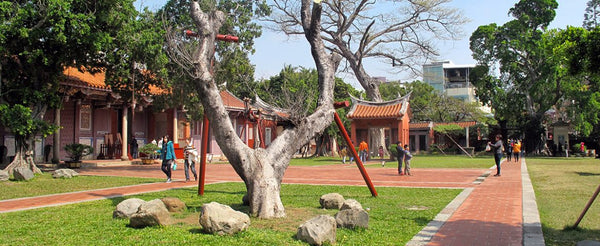 6 Interesting Places in Tainan