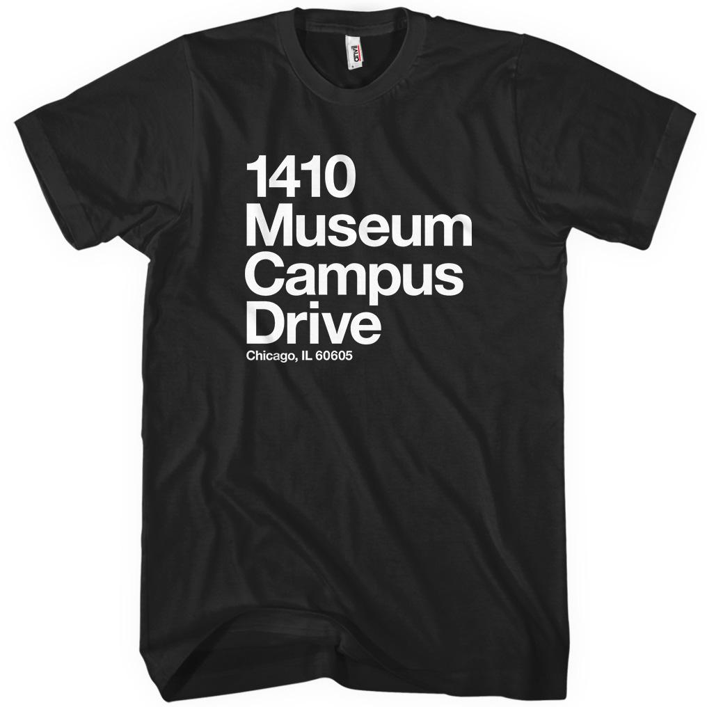 Chicago Football Stadium T-shirt