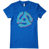 45 Adapter CMYK T-shirt