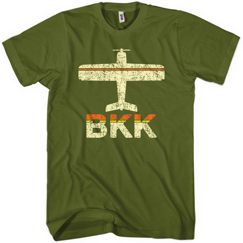 Fly Bangkok BKK Airport T-shirt