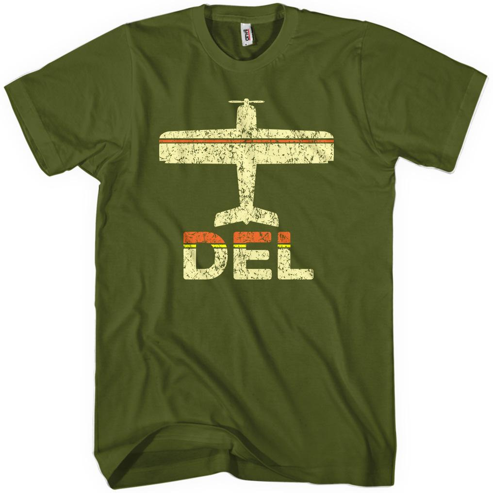 Fly Delhi DEL Airport T-shirt