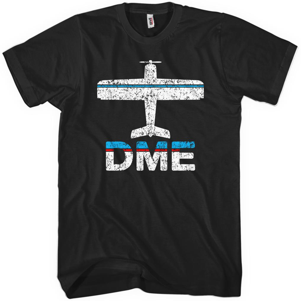Fly Moscow DME Airport T-shirt