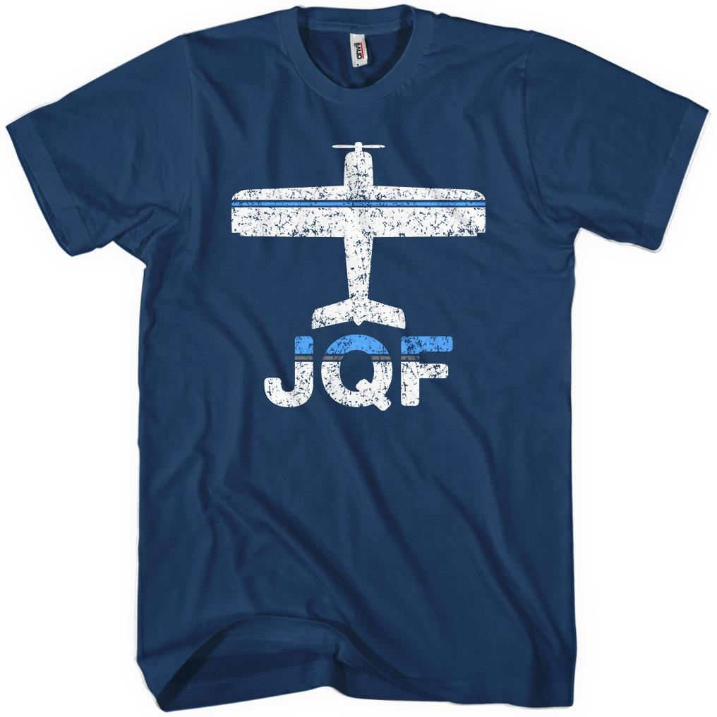 Fly Concord JQF Airport T-shirt
