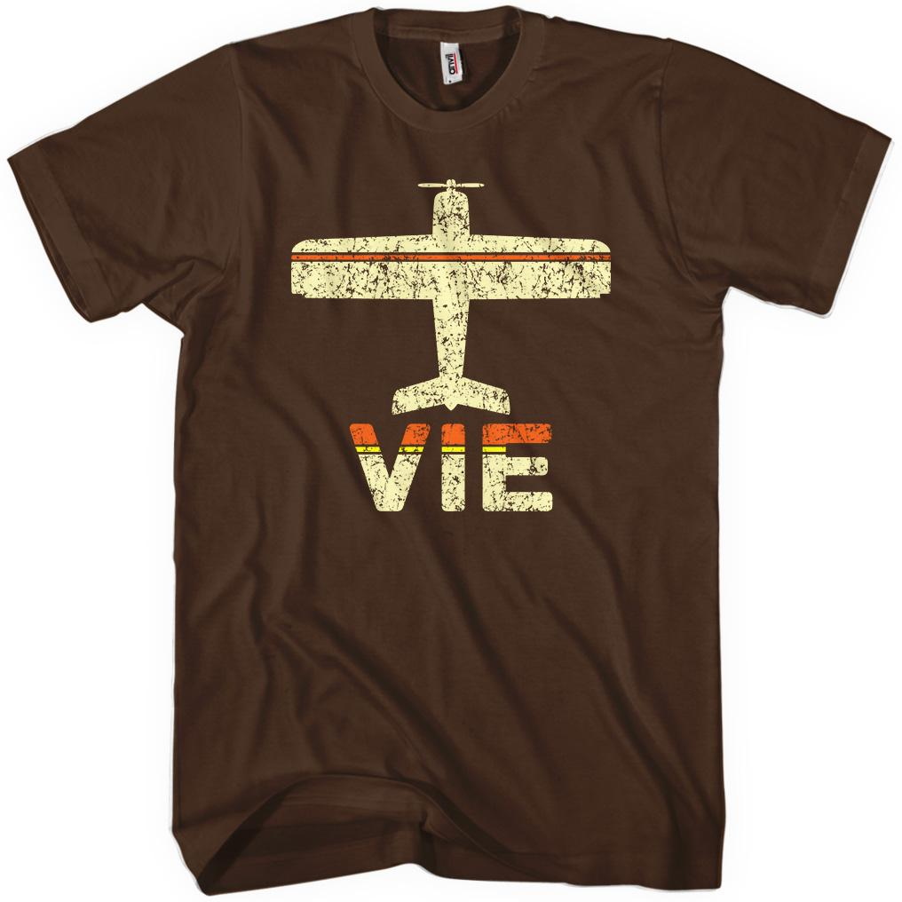 Fly Vienna VIE Airport T-shirt